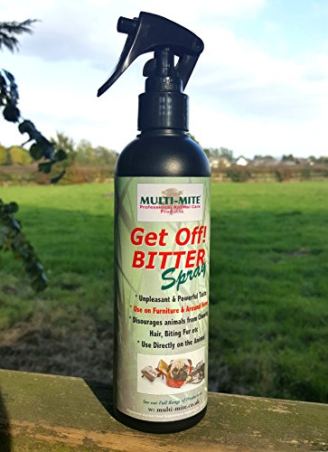 Get Off Bitter Apple Spray 250ml Free P Amp P Grannicks