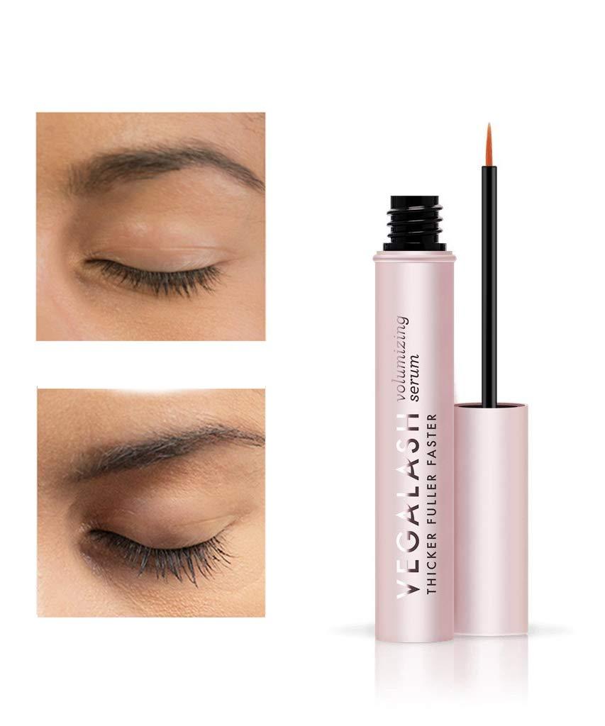 Amazon Vegamour Vegalash Volumizing Serum Visible Eyelash
