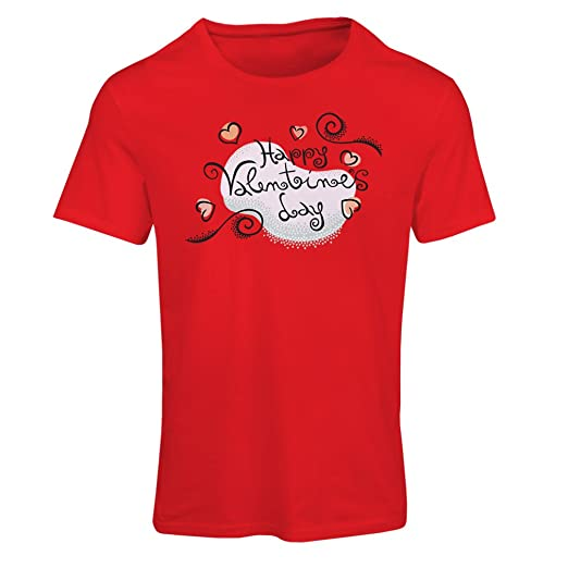36962d94d Amazon.com: T Shirts for Women Happy Valentines Day - I Love You Gifts:  Clothing