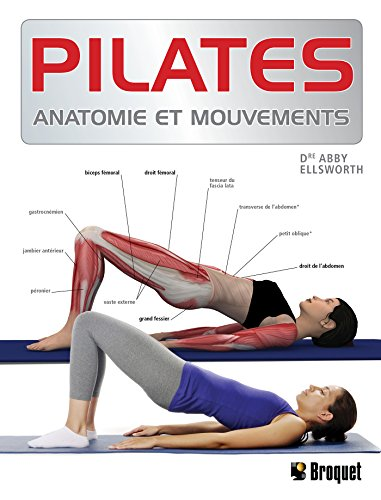 Amazon.com: Pilates: Anatomie et mouvements (French Edition) eBook ...
