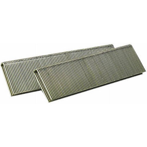 Senco L15BAB 18 Gauge by 1/4-inch Crown by 1-1/4-inch Length Electro Galvanized Staples (5,000 per box) by Senco