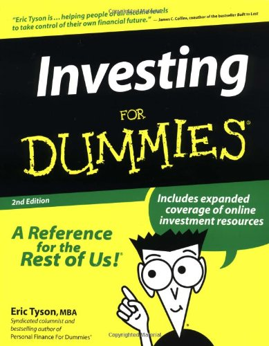 Investing For Dummies - Corner Tysons Store