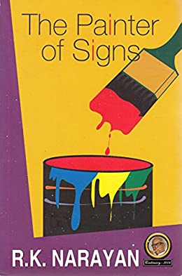 RK Narayan Books List, Short Stories : The Paintings of Signs