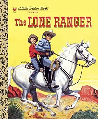 book cover of The Lone Ranger