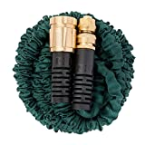 25' Expandable Hose with Sprayer, Available in 5 Sizes, Strongest Expanding Garden Hose on the Planet.