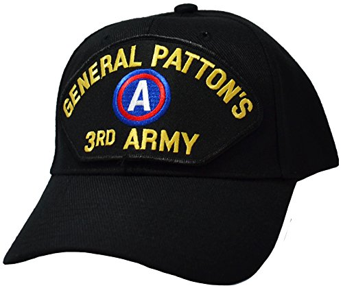 General Patton's 3rd Army WWII Veteran - Army Patches Wwii