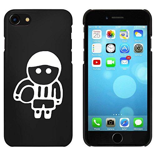 Noir 'Footballeur' étui / housse pour iPhone 7 (MC00088746)