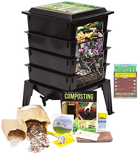 Worm-Factory-360-Worm-Composting-Bin-Bonus-What-Can-Red-Wigglers-Eat-Infographic-Refrigerator-Magnet-Vermicomposting-Container-System-Live-Worm-Farm-Starter-Kit-for-Kids-Adults