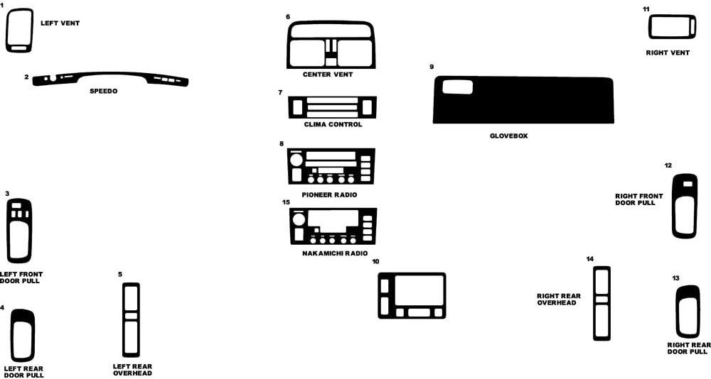 Manufacturer: K/&L PETCOCK REP KIT:HON CX500 Condition: New Part Number: 721192-AD VPN: 18-2701-AD