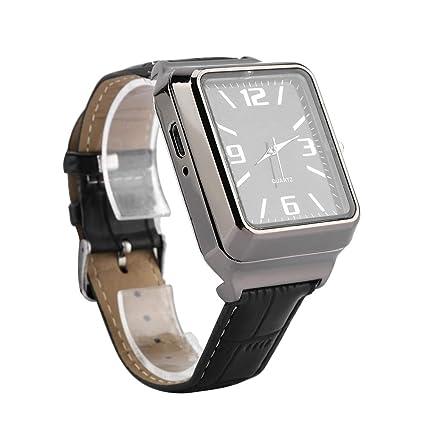 Amazon.com: Zetiling - Reloj con encendedor de cigarrillos ...