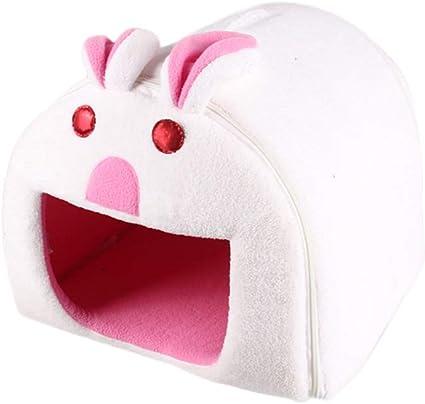 Gobesty Hamster colgante casa para h/ámster jaula de algod/ón dise/ño de banano hamster juguetes para hamster para cama peque/ña y peque/ña jaula de h/ámster animales peque/ños color amarillo