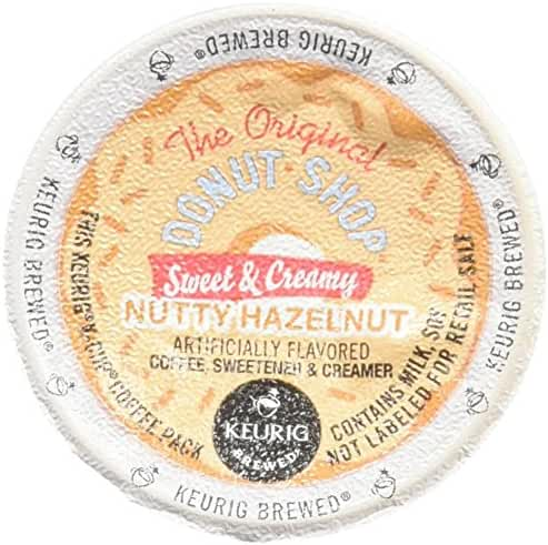 The Original Donut Shop Sweet & Creamy Nutty Hazelnut - 16 ct