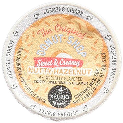 The Original Donut Shop Sweet & Creamy Nutty Hazelnut - 16 ct