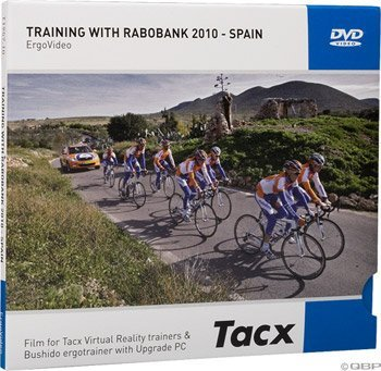 Tacx Technical Industrial Bv DVD Virtual Reality Training with Rabo Bank 2010t1957.10 by Tacx (Tacx Dvd)