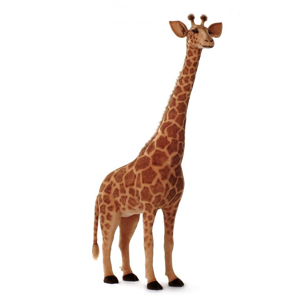 Giraffe Riesen-Kuscheltier - 220 cm - - Plüschtier von Steiner - handgefertigt in Deutschland - XXL Kuscheltier
