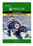NHL 17: Ultimate Team NHL Points 2200 - Xbox One Digital Code