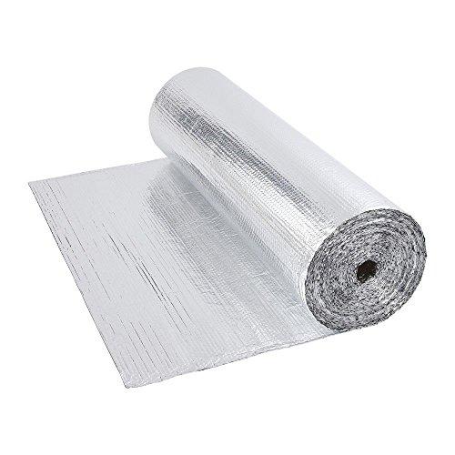 Steinwolle Rohrisolierung Rockwool 800 alu 48 x 40 mm 100/% EnEV