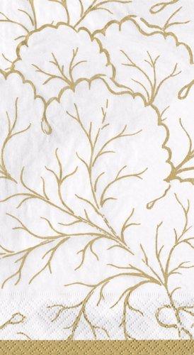 Hand Towels Paper Guest Towels Bathroom Decorating Ideas Majolica Ivory Pk 15