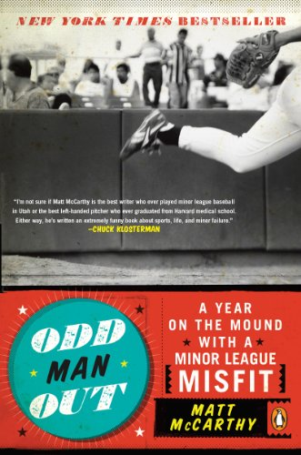fan products of Odd Man Out: A Year on the Mound with a Minor League Misfit