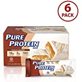 Pure Protein Bars, Gluten Free, Maple Caramel, 1.76 oz, 6 Count
