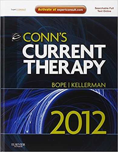 Book Conn's Current Therapy 2012: Expert Consult - Online and Print, 1e
