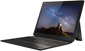 Lenovo ThinkPad X1 Tablet Laptop, 13.0 inches QHD+ (3000x2000) Touchscreen, 8th Gen Intel Core i7-8650U, 16GB LPDDR3, 1 TB Solid State Drive, Windows 10 Pro (Renewed)