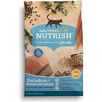 Rachael Ray Dry Cat Food Nutrish Salmon Kittens