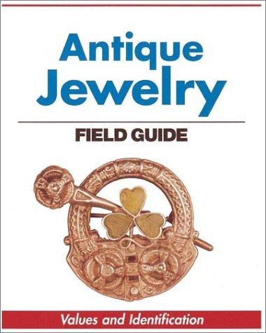 Warman's Antique Jewelry Field Guide by C. Jeanenne Bell (2003-02-24) ()