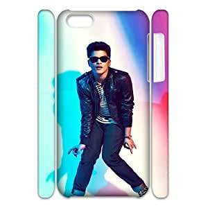 ANCASE Customized 3D case Bruno Mars for iPhone 5C