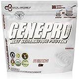 GENEPRO by Musclegen Research – Organic Non GMO Protein Powder – Flavorless Protein Powder – FODMAP Certified - Gluten Free, Low Calorie, Sugar Free Protein Powder
