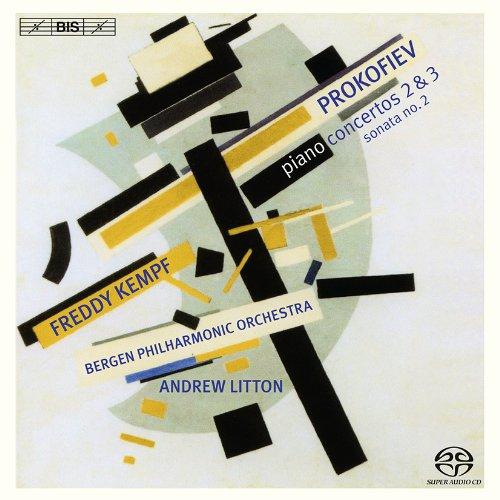 PROKOFIEV / BERGEN PHILHARMONIC ORCH / LITTON