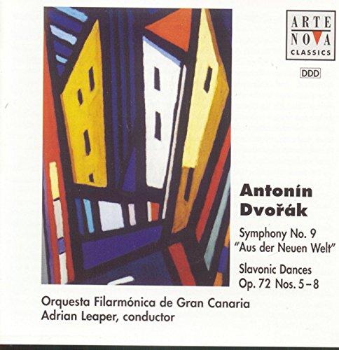 Dvorak: Symphony No. 9; Slavonic Dances Nos. 5-8