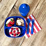 Re-Play Made in The USA Dinnerware Set - 3pk