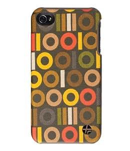 Trexta Orla Kiely Snap on Cover Binary Cover case Multicolor - fundas para teléfonos móviles