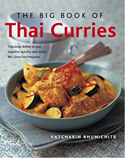 Vatchs thai cookbook great cooks amazon vatcharin the big book of thai curries forumfinder Image collections