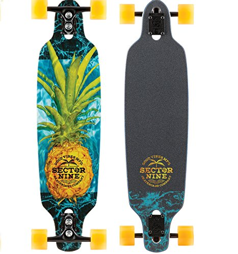 Sector 9 Sidewinder Series Mini Fractal 34