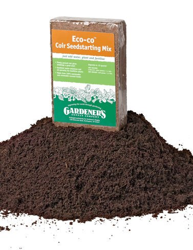 Eco co174 Coir Fine Grade Seedstarting