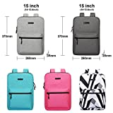 Ultra-Thin Laptop Backpacks, Cartinoe Canvas