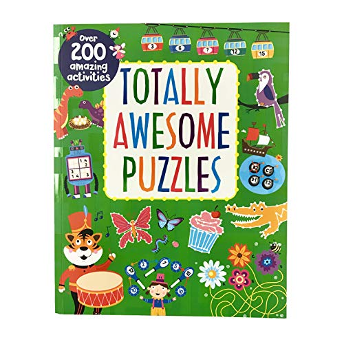 Totally Awesome Puzzles: Over 200 Amazing Activities for Kids Ages 4 - 8]()