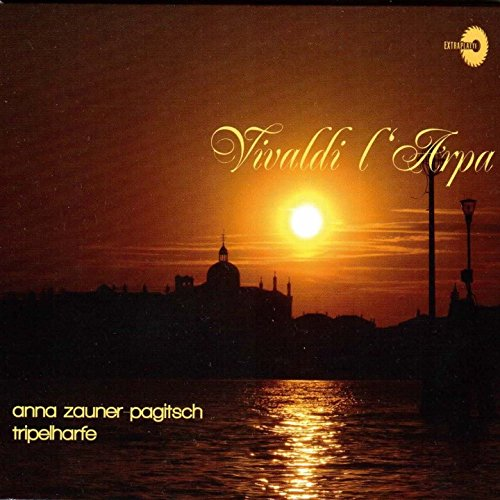 Vivaldi l'arpa (Arr. for Harp Solo)