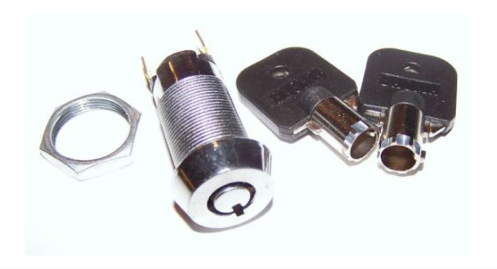 ELECTRONIC COIN LOCK SWITCH ( MOMENTARY CONTACT )