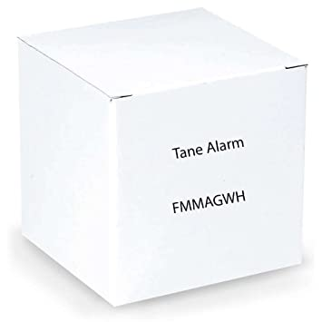 Amazon.com: Tane Alarma fm-mag-wh Brida Monte Imán Only ...