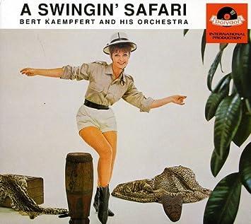 Bert buy cd kaempfert safari swinging
