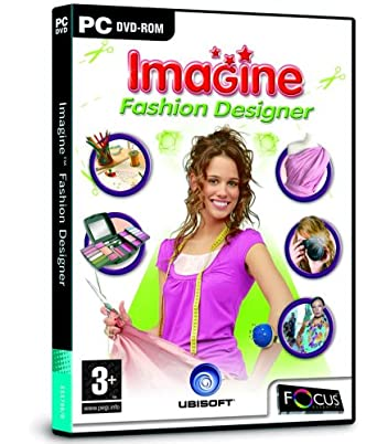 Amazon Com Imagine Fashion Designer Pc Dvd Video Games