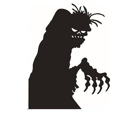 Amazon Com Laat Halloween Little Ghost Shape Wall Stickers