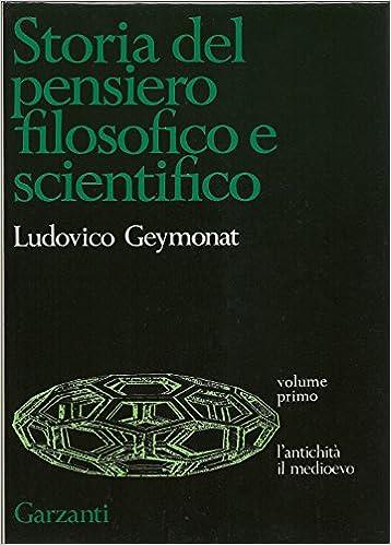 Amazon.it: Storia del pensiero filosofico e scientifico (6