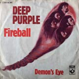 Deep Purple - Fireball - Harvest - 1C 006-92 988