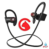 CATIX Bluetooth Headphones, Premium HD Sound with Bass Noise Reducing, Best Wireless Earbuds,IPX7...