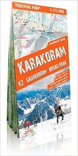 Téléchargement KARAKORAM  1/175.000 epub, pdf