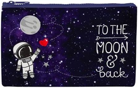 Legami Vue densemble et prix Sac zipp/é to the moon